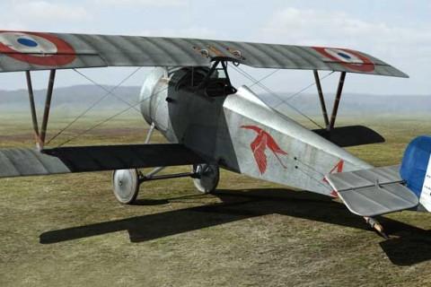 Nieuport 17 – Laco