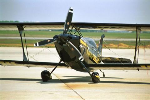 Pitts Challenger II – 33%