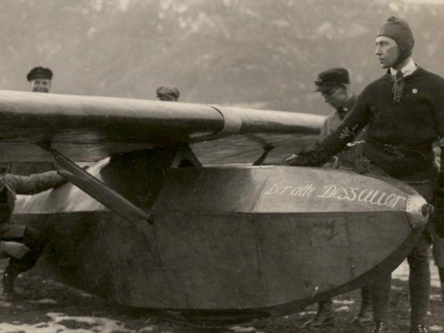 Der alte Dessauer 1923 – Laco