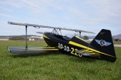 Pitts Challenger – zálet