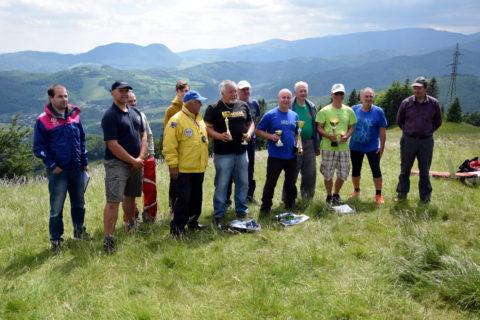 Seriál F3F – Dobšinský kopec Gugel 2017