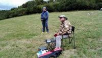 Meraný tréning F3F Ostrý Vrch