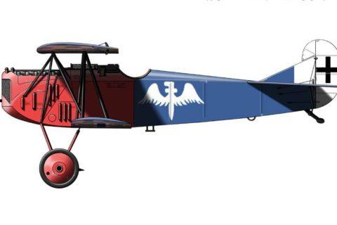Fokker D.VII – rekonštrukcia Laco